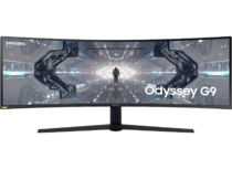 Samsung 49″ Odyssey G9 QLED Curved Gaming Monitor (2020)