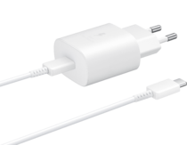 Samsung Fast Travel Charger 25W Type-C To Type C White