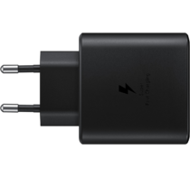 Samsung Fast Travel Charger 45W Type-C To Type C Μαύρο