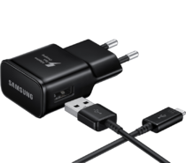 Samsung Fast Travel Charger Type-C Black