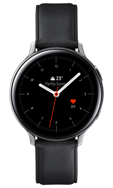 Samsung Galaxy Watch Active 2 Stainless Steel 44mm'' Silver