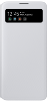 Samsung S View Wallet Cover A71 White
