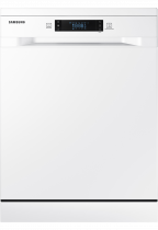 Freestanding Full Size Dishwasher with 14 Place Settings (front white)