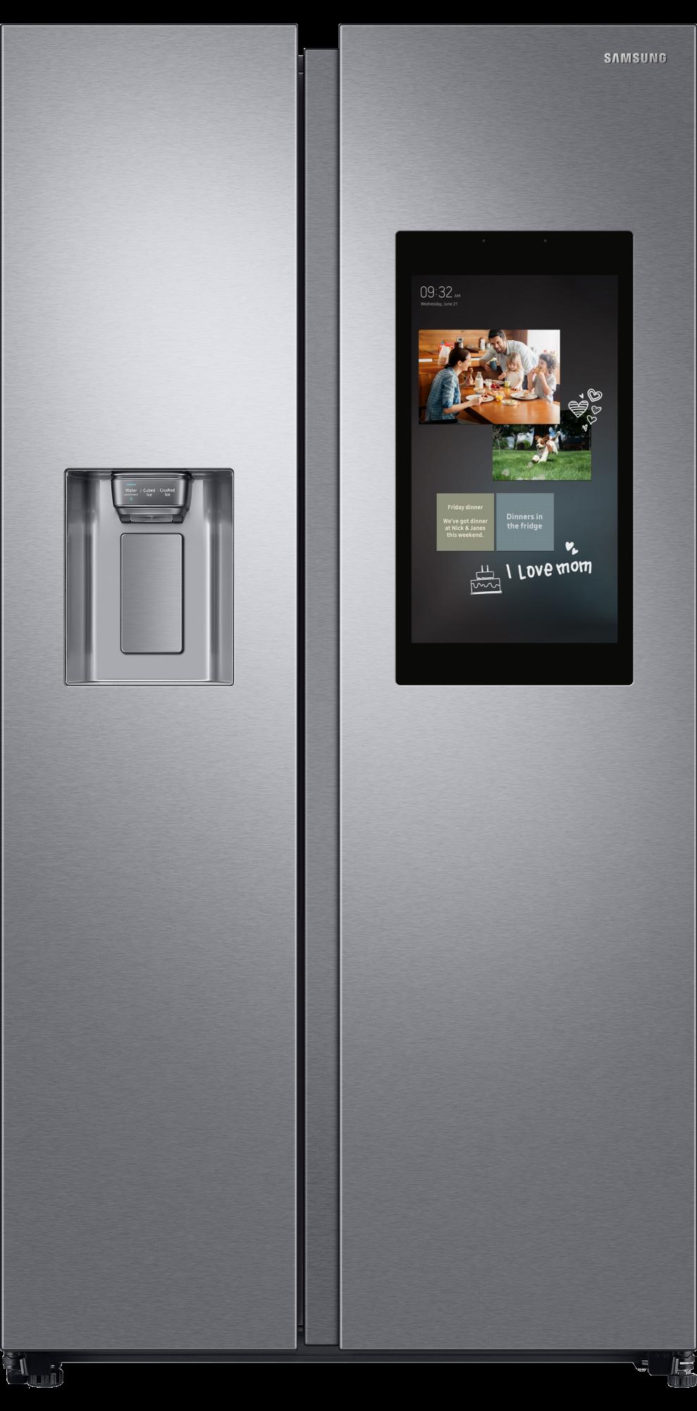 Samsung Family Hub™ American Style Fridge Freezer 593L