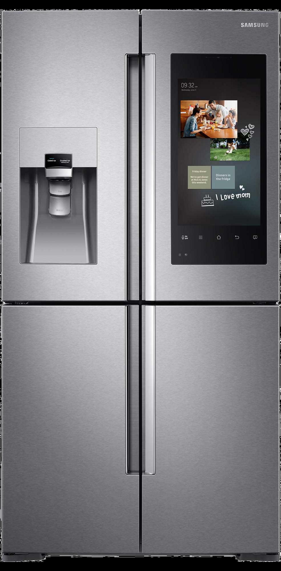 Samsung Family Hub™ Multi-Door Fridge Freezer 550L