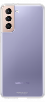 Galaxy S21+ 5G Clear Cover Transparent (front Transparent)