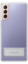 Galaxy S21+ 5G Clear Standing Cover Transparent (front Transparent)