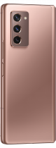Galaxy Z Fold2 5G Mystic Bronze 256 GB (back-l-30 Mystic Bronze)