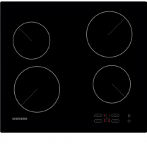 C61R2AEE Electric Ceramic Hob with 4 burners (Front)