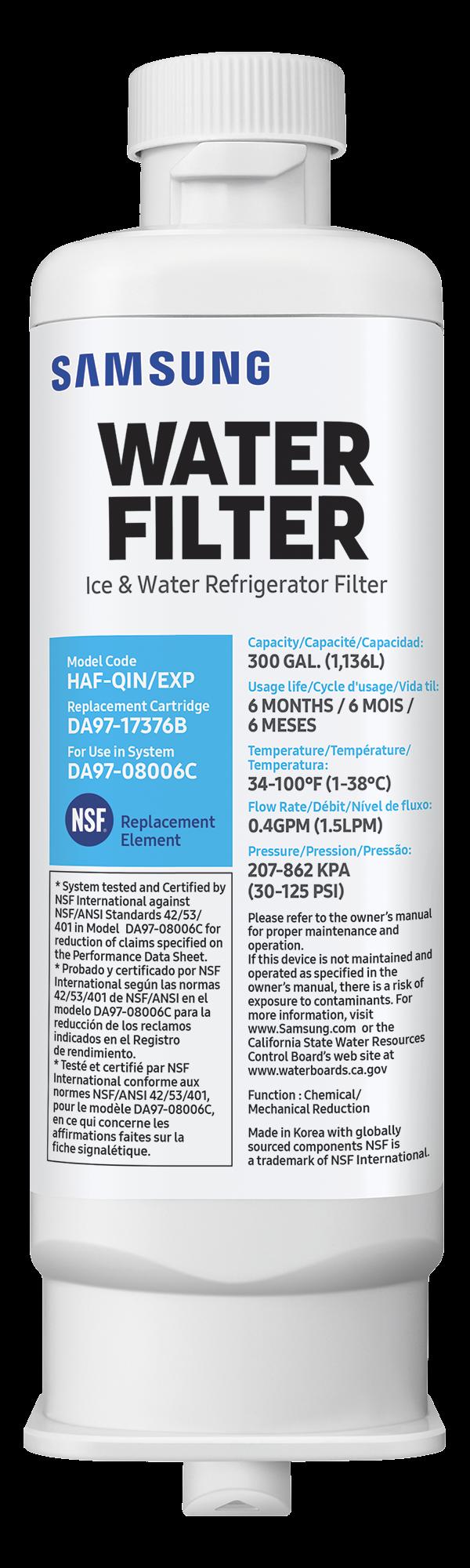 Samsung Haf-Qin Water Filter