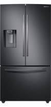 Samsung RF23R62E3B1/EU French Style Fridge Freezer with Twin Cooling Plus™ (front Black)