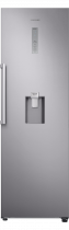 Tall Fridge with All Around Cooling, 375L. (front silver)