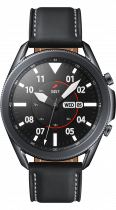 Galaxy Watch3 (45mm) Mystic Black (front Mystic Black)