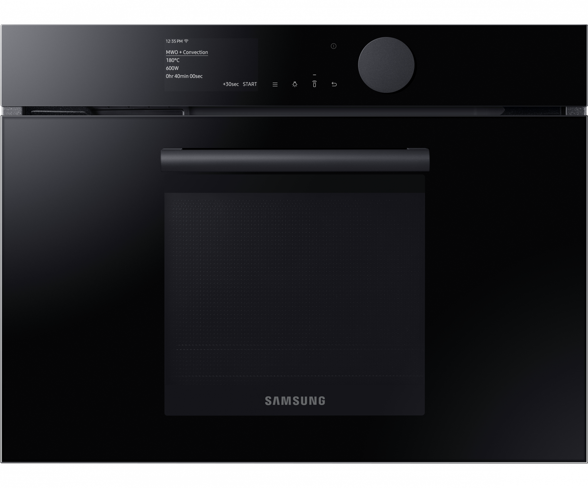 Samsung Infinite Compact Oven - Nq50T8539Bk/Eu Block Onyx