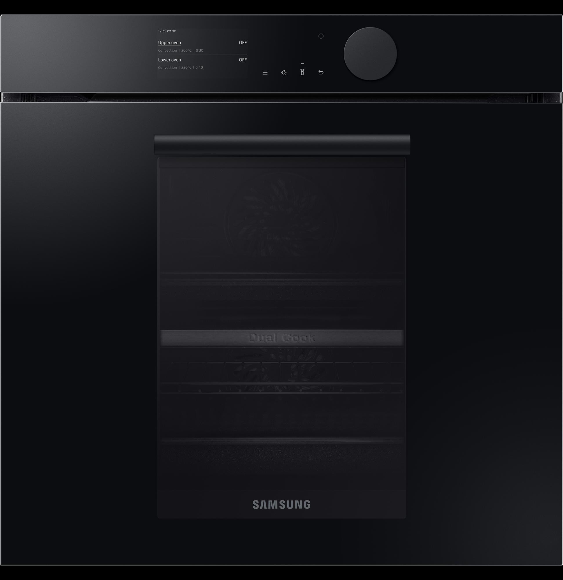 Samsung Infinite Range Oven – Nv75T8549Rk/Eu Black