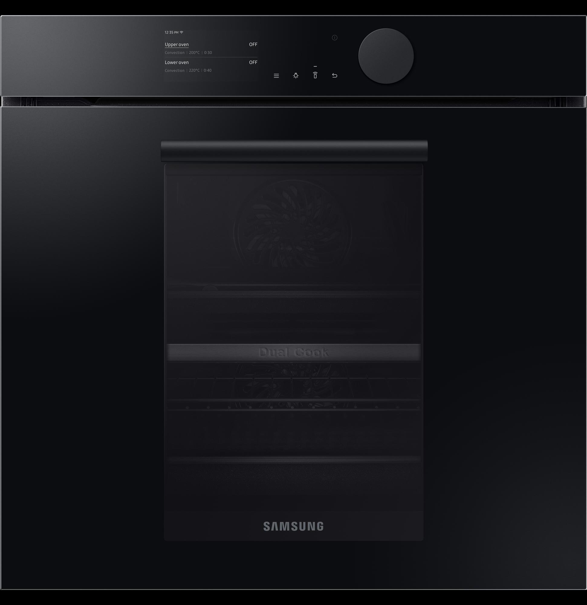 Samsung Infinite Range Oven – Nv75T8579Rk/Eu Black
