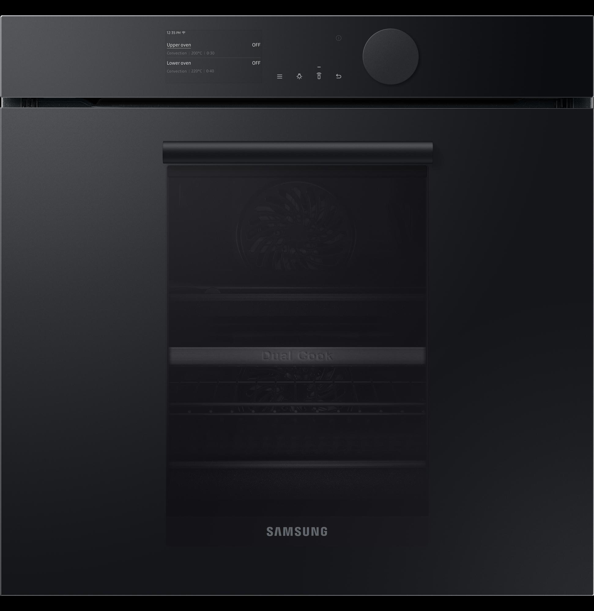 Samsung Infinite Range Oven – Nv75T9579Cd/Eu Ebony Black