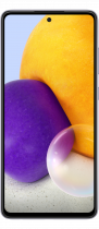 Galaxy A72 Awesome Violet 128 GB (front Awesome Violet)