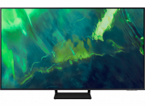 "55"" Q70A QLED 4K HDR Smart TV (2021) 55 (front2 Gray)"