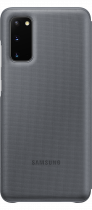 Galaxy S20 LED View cover (back Grey)