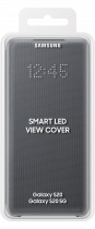 Galaxy S20 LED View cover (package Grey)