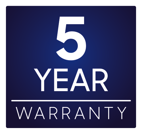5 Year complimentary warranty on selected Samsung TVs