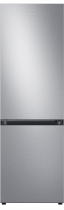 Samsung RB34T602ESA/EU Frost Free Classic Fridge Freezer, Silver, A++ (front Silver)