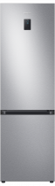 Samsung RB36T672CSA/EU Frost Free Classic Fridge Freezer, Silver, A+++ (front Silver)