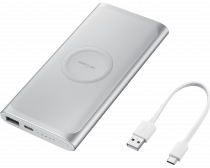 Wireless Battery Pack silver (set silver)