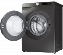 WW5300 Washing Machine with Auto Dose 9kg 1400rpm (r-perspective-open Platinum Silver)
