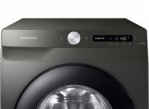 WW5300 Washing Machine with Auto Dose 9kg 1400rpm (panel-control-2 Platinum Silver)