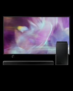 """50"""" Q60A QLED 4K TV + Soundbar HW-A550 (2021)"""