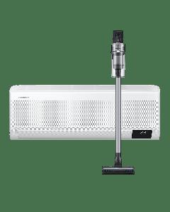 Combo  Wind-Free (WiFi) Fast Cooling, 12kBTU y Aspiradora JetStick 75