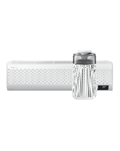 Combo Wind-Free (WiFi) Fast Cooling, 12kBTU y Purificador de Aire