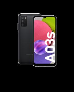 Galaxy A03s Black