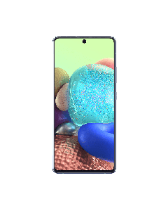 Galaxy A71 Prism Crush Blue