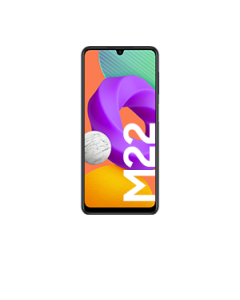 Galaxy M22 LTE 128GB Black