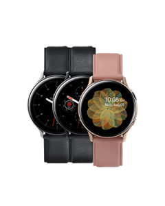 Galaxy Watch Active2 (40mm) Stainless Steel