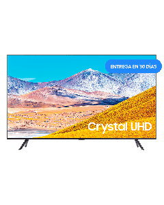 "65"" Class TU8000 Crystal UHD 4K Smart TV 2020"