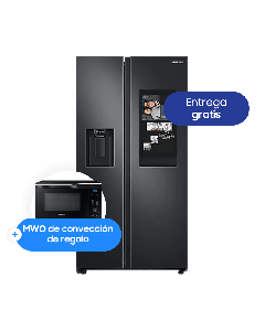 RS27T5561B1 Side By Side con Tecnología Digital Inverter, 27,5 cu.ft/782ℓ